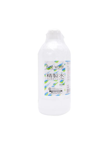 Purified Water 500ml