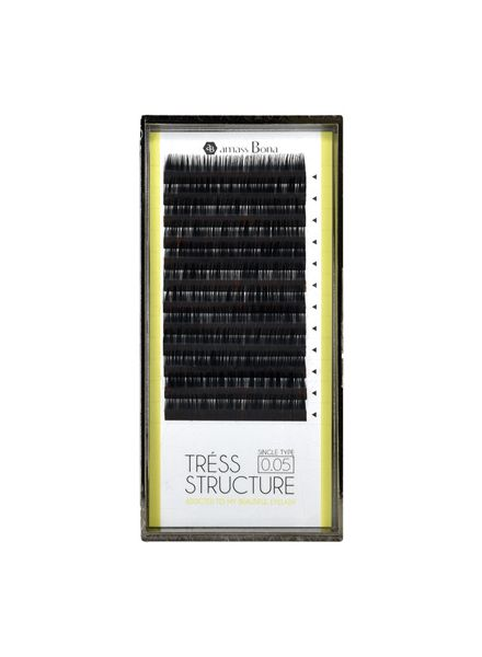 TRESS STRUCTURE 12 Lines 0.05mm